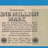 Germania 1 million mark 1923 - bancnota europa
