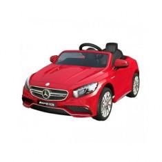 Masinuta electrica Mercedes Benz AMG Red Chipolino - Masinuta electrica copii
