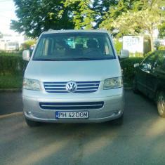Vand VW Multivan T5 2008, Motorina/Diesel, 130000 km, 2500 cmc