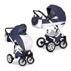 Caruciorul 2 in 1 Durango Denim Euro-Cart - Carucior copii 2 in 1 Euro-cart, Maro