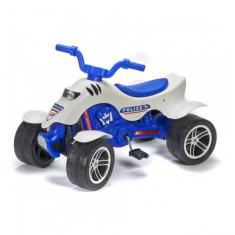 ATV cu pedale Quad Police Falk - Vehicul
