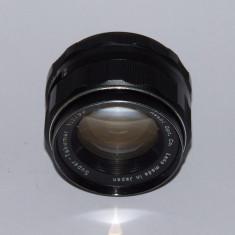 Obiectiv Super Takumar 55mm F2 - M42 - Transport gratuit prin posta! - Obiectiv DSLR Pentax, Standard, Manual focus