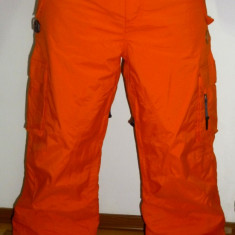 Pantaloni snowboard CRANE TECHTEX M /48-50 iarna transport inclus - Echipament snowboard