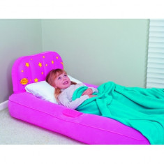 Pat gonflabil Dream Glimmers Comfort Airbed Roz BestWay