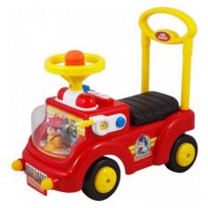 Masinuta Fireman Red Chipolino - Vehicul