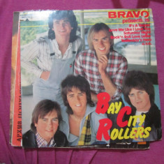 VINIL RAR BRAVO BAY CITY ROLLERS - Muzica Dance Altele