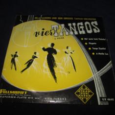 Bela sanders - vier tangos _ vinyl, 7