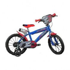 Bicicleta seria MTB 16 inch Albastru Dino Bikes - Bicicleta copii