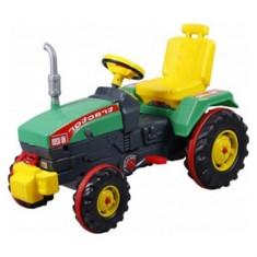 Tractor cu pedale Pilsan - Vehicul