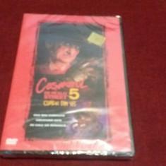 FILM DVD COSMARUL DE PE ELM STREET 5 SIGILAT - Film thriller, Romana