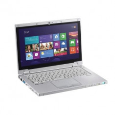Panasonic Toughbook CF-AX3 Touch Notebook i5-4300U SSD Full HD Windows 8.1 Pro - Laptop Panasonic