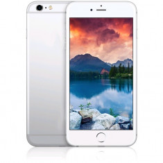Apple iPhone 6s Plus - 64GB (UK, Silver) - Telefon iPhone Apple, Argintiu, Neblocat