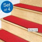 Set 4 carpete antiderapente pentru trepte