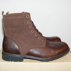 Ghete Timberland City Premium 6-Inch Side-Zip Boot A11YQ nr. 40 - Ghete barbati Timberland, Culoare: Din imagine, Piele naturala