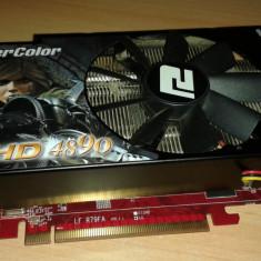 POwer Color hd 4890 1gb ddr5 256 bits - Placa video PC Powercool, PCI Express, Ati