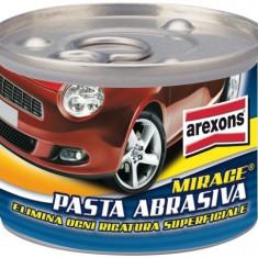 Pasta abraziva - Solutie curatat plastic Auto