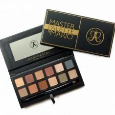 Master palette by Mario trusa machiaj ochi Anastasia Beverly hills - Trusa make up Alta Marca