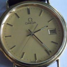 Ceas de aur -18 k Omega -quartz -504 - Ceas unisex