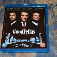 Film - Goodfellas [1 Disc Blu-Ray], Import UK - Film actiune warner bros. pictures, Engleza
