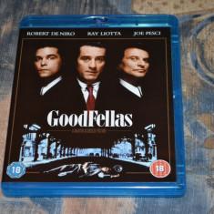 Film - Goodfellas [1 Disc Blu-Ray], Import UK - Film actiune warner bros. pictures, Engleza