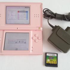 Consola Nintendo DS Lite + joc iCarly2 borseta incarcator capacGBA originale