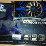 Saphire HD 5850 1gb ddr5 256 bits