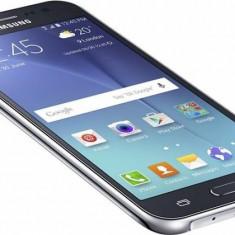 Samsung Galaxy J5 16GB - Telefon Samsung, Negru, Neblocat, Dual SIM
