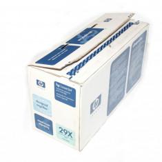 Cartus Original Black HP Laserjet 5000, 5100 HP29X (C4129X) NOU open box - Toner