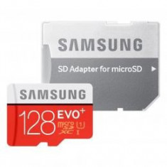 Samsung 128GB microSDXC UHS-I Card EVO+ mit Adapter - Card Micro SD