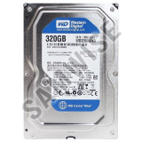 Hard disk 320GB Western Digital Blue, Buffer 16MB SATA-II 7200rpm, GARANTIE !!!