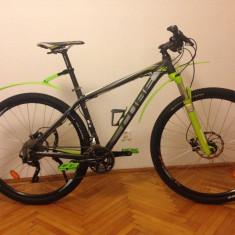 Bicicleta Cube LTD cadru de 19