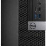 Desktop Dell OptiPlex 3040 SFF, Intel Core i3-6100 Processor (Dual Core, 3MB, 4T, 3.7GHz, 65W), Ubuntu - Sisteme desktop fara monitor