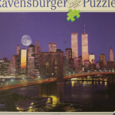Ravensburger PUZZLE, 1500 piese, ca.84 x 60 cm No. 163069 Made in Germany, Carton, 2D (plan)