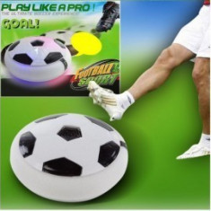 Minge fotbal tip disc plutitoare