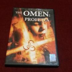 FILM DVD THE OMEN PROFETIA - Film thriller, Romana