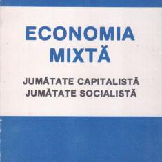 Mattei Dogan - Economia mixta - 712118 - Carte Management