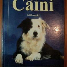 CAINI GHID COMPLET de SARAH WHITEHEAD - Carte Biologie