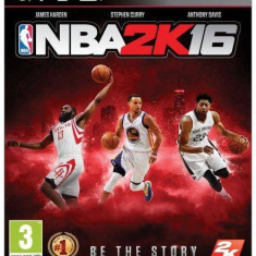 Software joc NBA 2K16 PS3