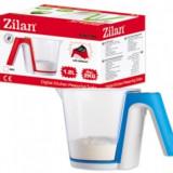 Cantar digital cu recipient Zilan 7788 - Cantar de baie