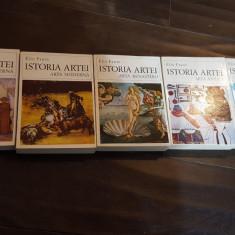 Elie Faure ISTORIA ARTEI Arta moderna / renasterii / medievala / antica - Carte Istoria artei