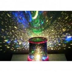 Lampa veghe Star Master, proiector stele - Lampa veghe copii Altele, Cu senzor, Multicolor