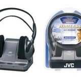 Casti JVC wireless HA-W600RF