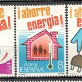 Spania.1979 Economisirea energiei CS.311 - Timbre straine, Nestampilat
