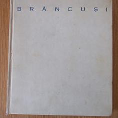 BRANCUSI- MIRCEA DEAC- ALBUM - Carte sculptura