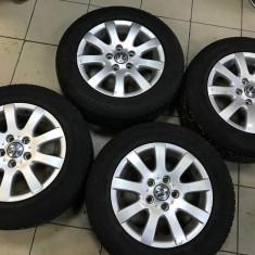SET ROTI DE VARA VW GOLF 5, 6 !! ORIGINALE !! 5X112 R15!!! - Janta aliaj Volkswagen, 6, 5, Numar prezoane: 5