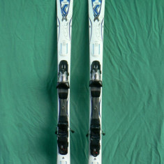 Schiuri K2 AMP 163 cm cu legaturi Marker Fastrak2 10.0 in stare buna - Skiuri