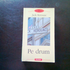 PE DRUM - JACK KEROUAC, Polirom, 2016