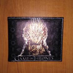 Portofel -Tronul de Fier/Game of Thrones/Urzeala Tronurilor - Unisex - Portofel Barbati