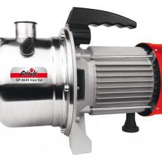 Pompa apa GP Grizzly GP 4645 Inox Set - Pompa gradina Grizzly Tools, Pompe de suprafata