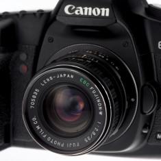 M42 Fuji EBC 35mm F2.8 - Obiectiv DSLR fujifilm, Wide (grandangular), Manual focus, Nikon FX/DX